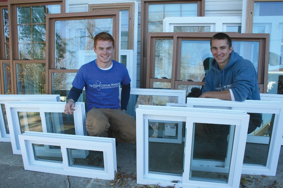 Kelby and Kerby with Windows